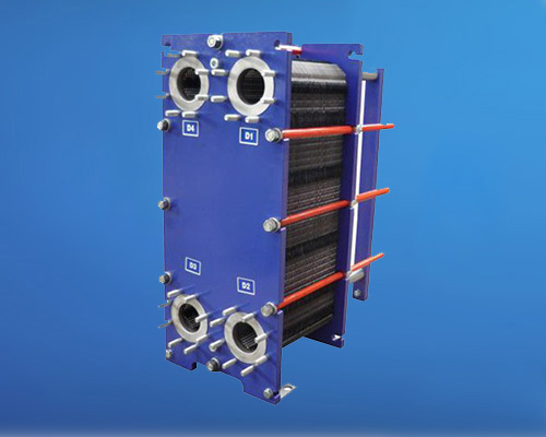 大连可拆垫片式换热器