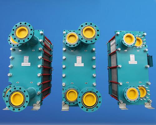 乌鲁木齐钎焊式板式换热器