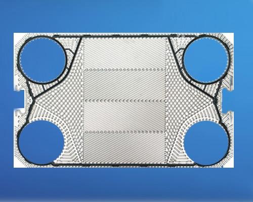 双板壁安全型板式换热器