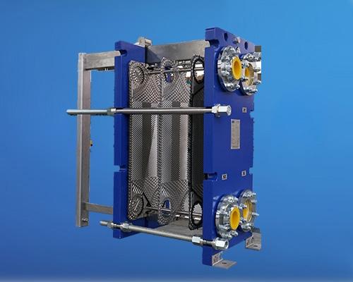 激光焊接板式换热器